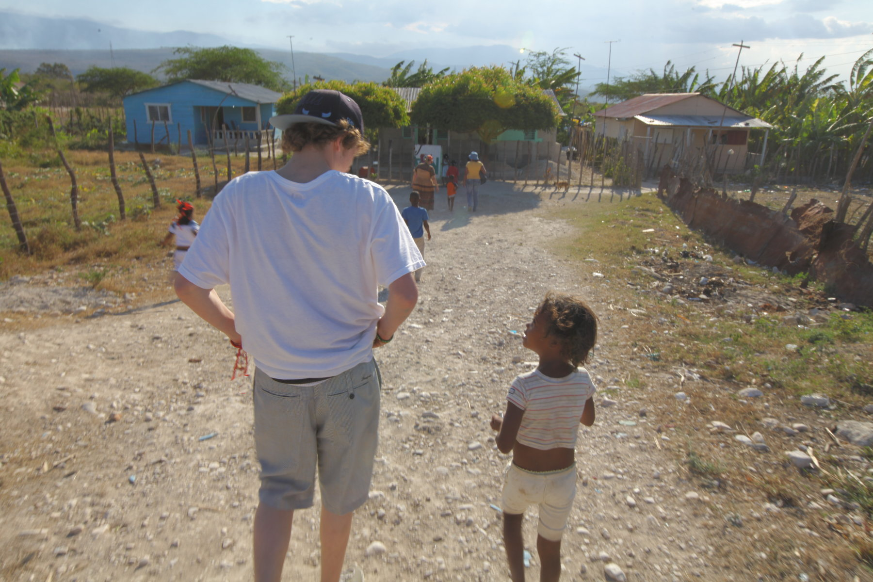 during volunteer work in the Dominican Republic : self assigned : Portland Oregon based Commercial Photographer and Filmmaker Gary Nolton